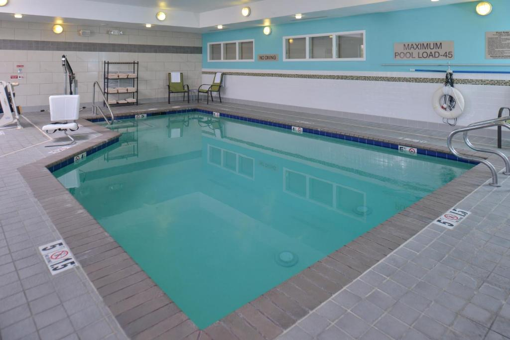 Springhill Suites By Marriott Sacramento Roseville Roseville Book Your Hotel With Viamichelin