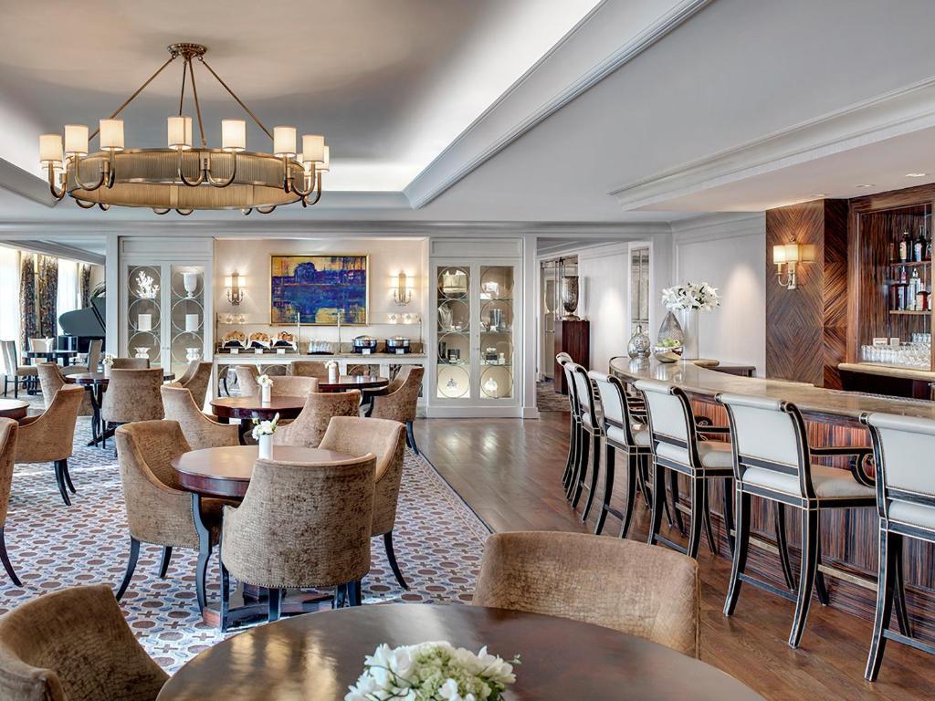Un restaurant u otro lugar para comer en The Palazzo at The Venetian®