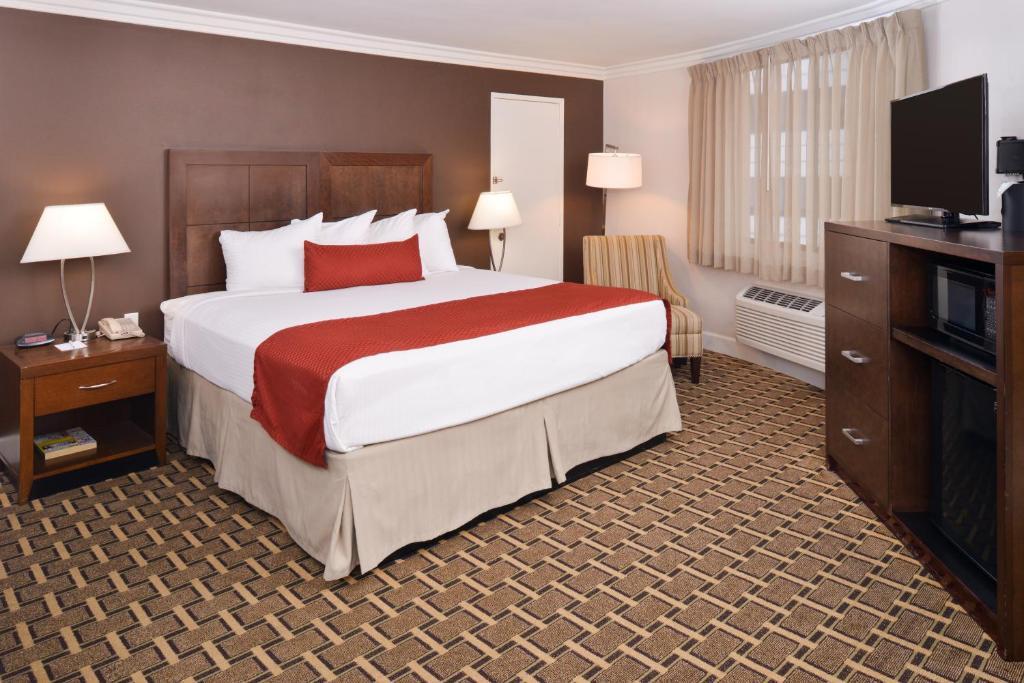 Best Western Plus La Mid Town Hotel Los Angeles Ca