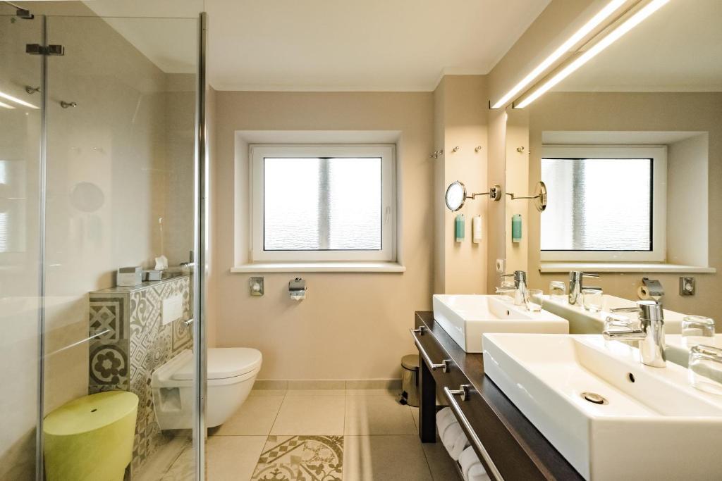 Retro design hotel dornum online booking viamichelin for Retro design hotel