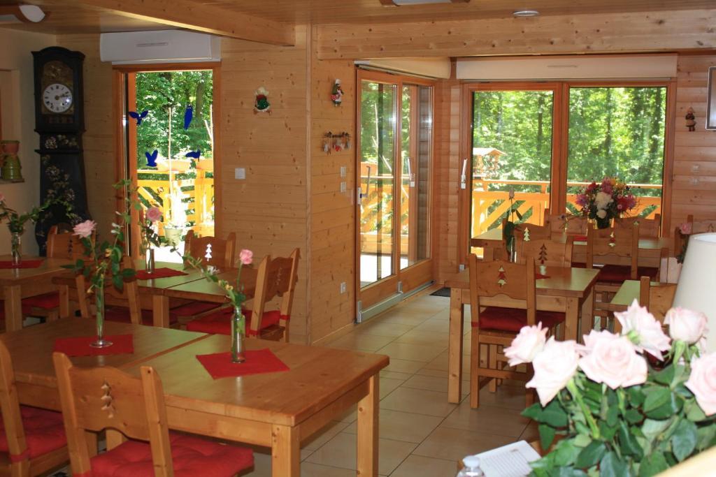 H tel la maison d 39 h te thionville viamichelin informatie en online reserveren - Chalet stijl kamer ...