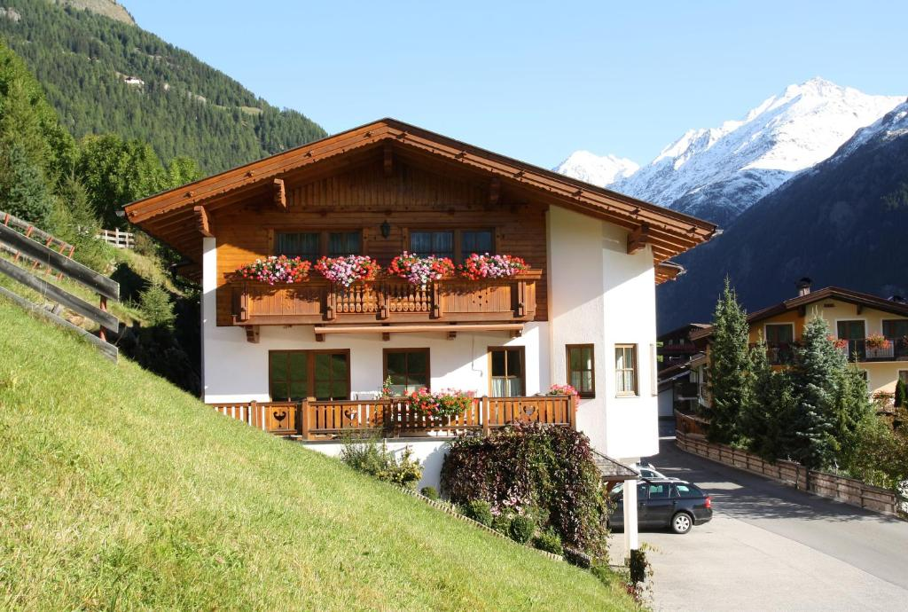 Pitztal Hotel Alpina Resort Homepage