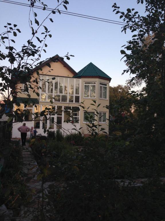 Гостевой дом в СНТ Дружба