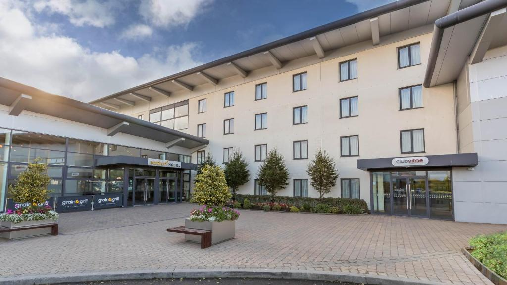 Maldron Hotel Portlaoise Portlaoise Book Your Hotel With Viamichelin