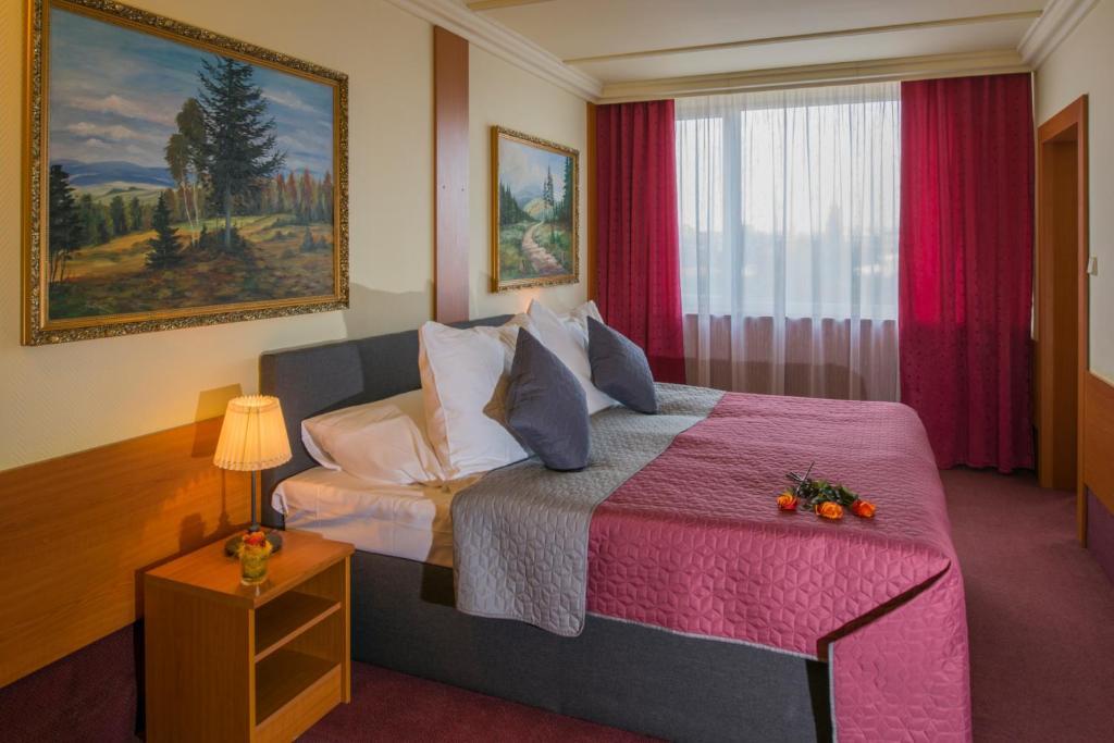 Top Hotel Blazimska  Praha  Praha