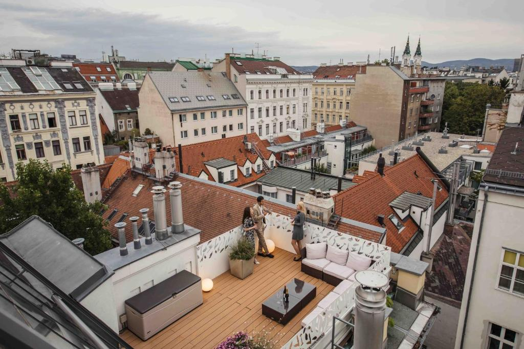 Hotel Rathaus Wein And Design Wien Booking
