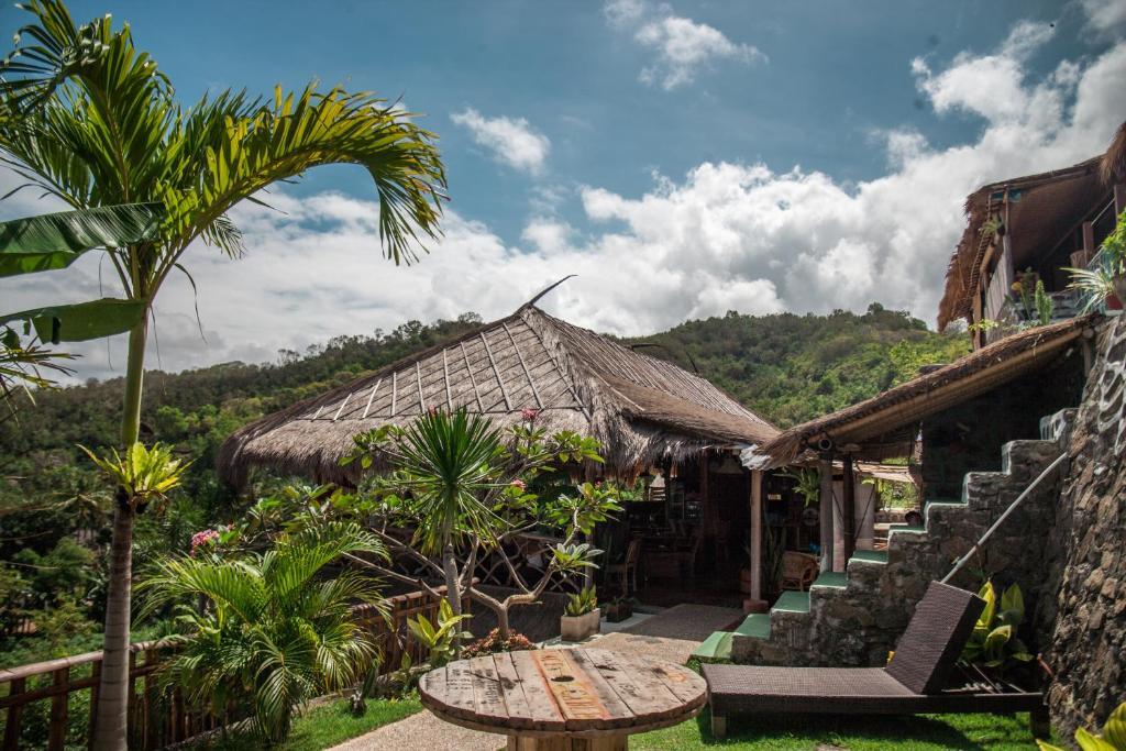 Kuta cabana eco lodge pujut prenotazione on line for Piani di progettazione cabana