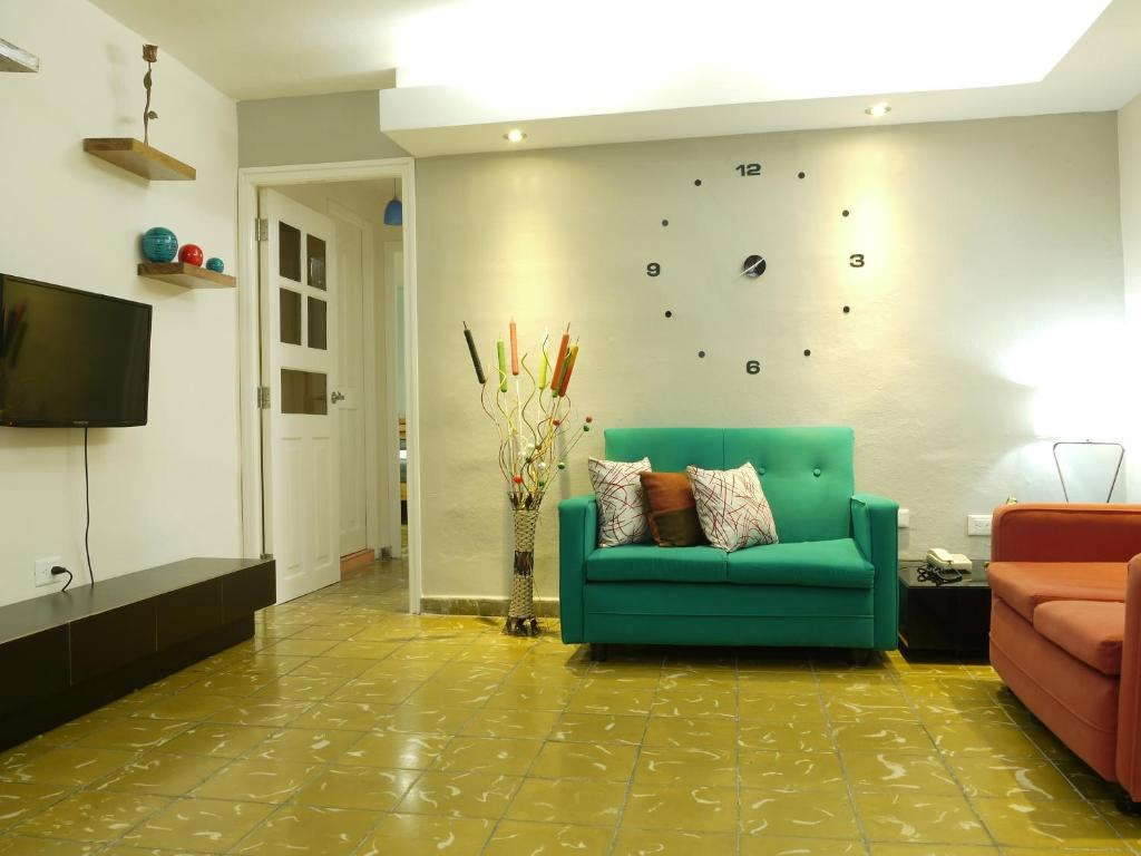 Osvel & Mileydis Apartment (Cuba Havana) - Booking.com