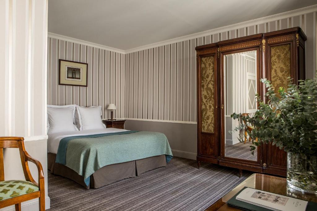 Hotel Brighton Paris Esprit De France