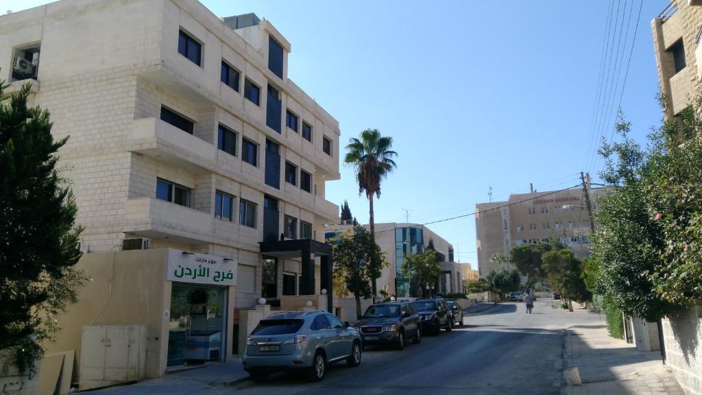 Canyon Boutique Hotel Amman