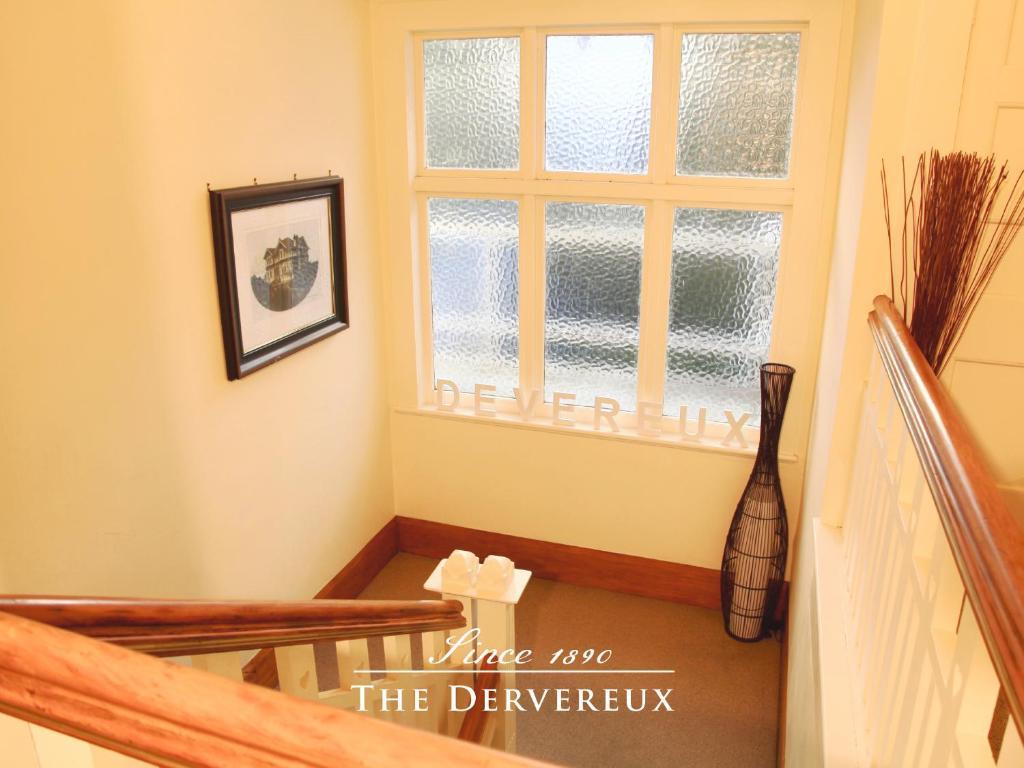 The devereux boutique hotel auckland informationen und for The devereux