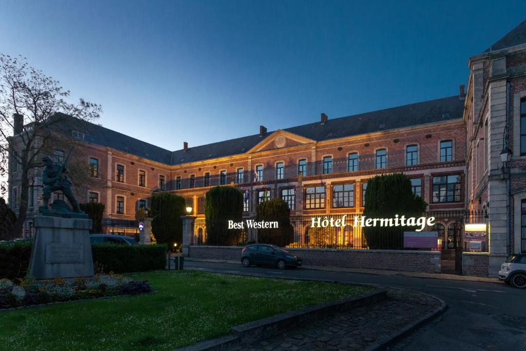 Best Western H U00f4tel Hermitage - Montreuil - Online Booking