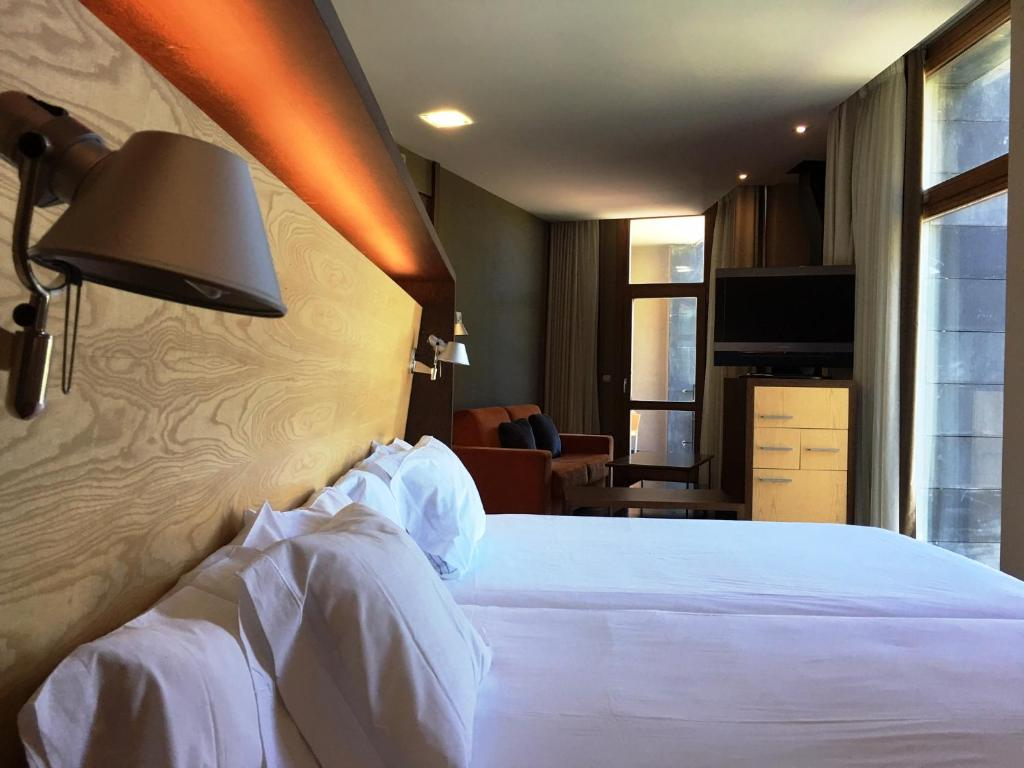 Sommos hotel aneto benasque book your hotel with for Hotel avenida benasque