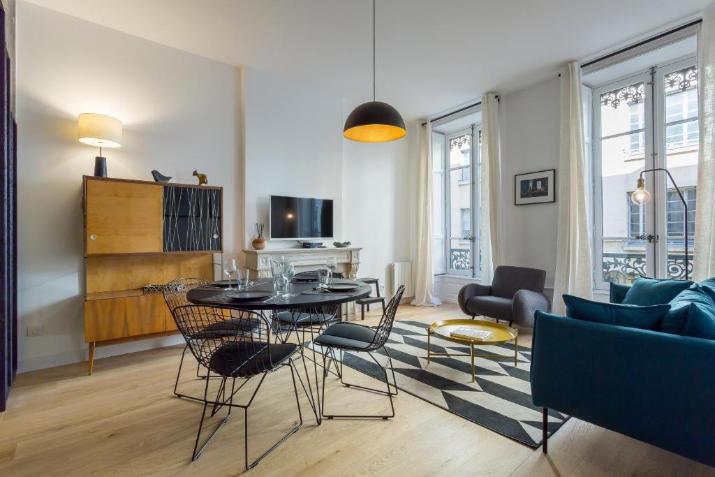 office de tourisme lyon appartement