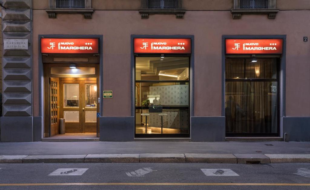 Hotel nuovo marghera milano prenotazione on line for Hotel nuovo milano