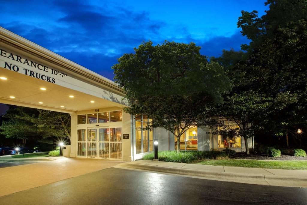 Hilton Garden Inn Chesterton Valparaiso Online Booking Viamichelin