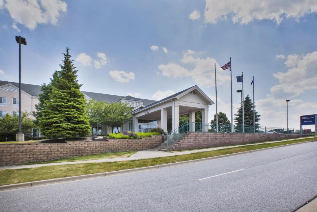Hilton Garden Inn Chesterton R Servation Gratuite Sur Viamichelin