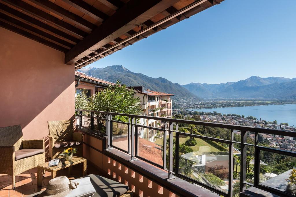 Permalink to Villa Orselina Resort Suite Hotel Orselina