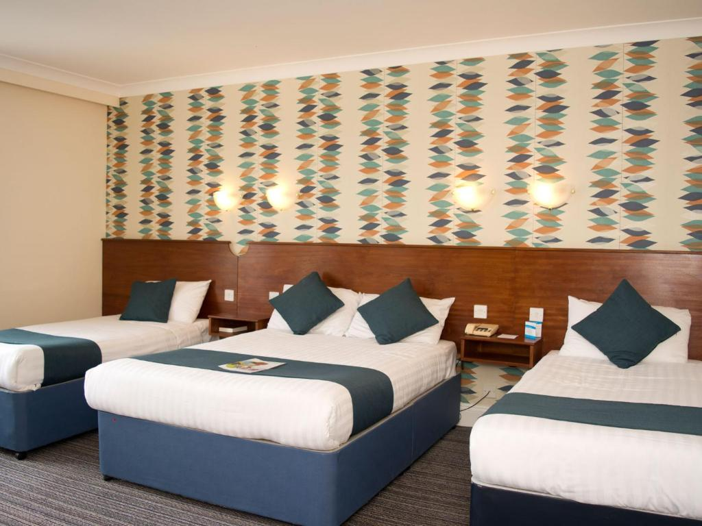 Tlh Leisure Resort Victoria Hotel Torquay