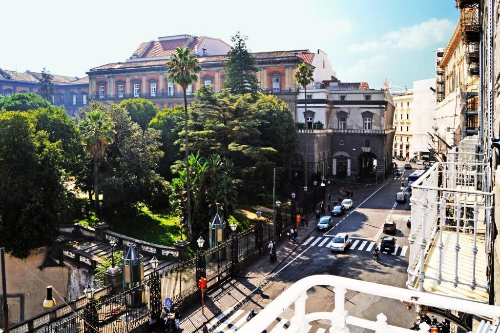I giardini del re naples book your hotel with viamichelin - Giardini del re ...