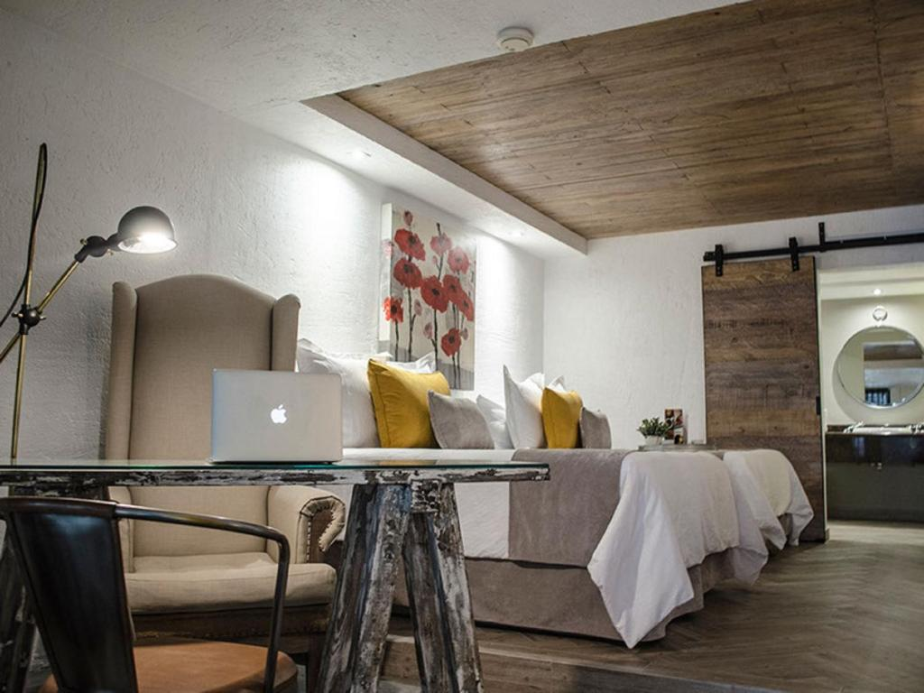 Nueva estancia le n de los aldama reserva tu hotel con for Habitaciones familiares leon