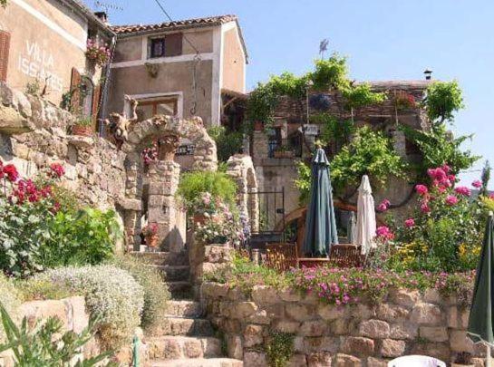 Auberge issiates r servation gratuite sur viamichelin for Auberge du haut jardin