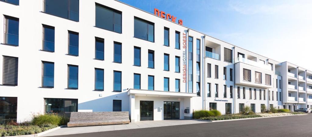 Deck 8 designhotel soest soest viamichelin informatie for Designhotel dortmund