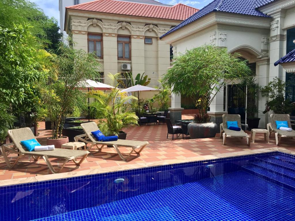 Sihanoukville Hotel Francais