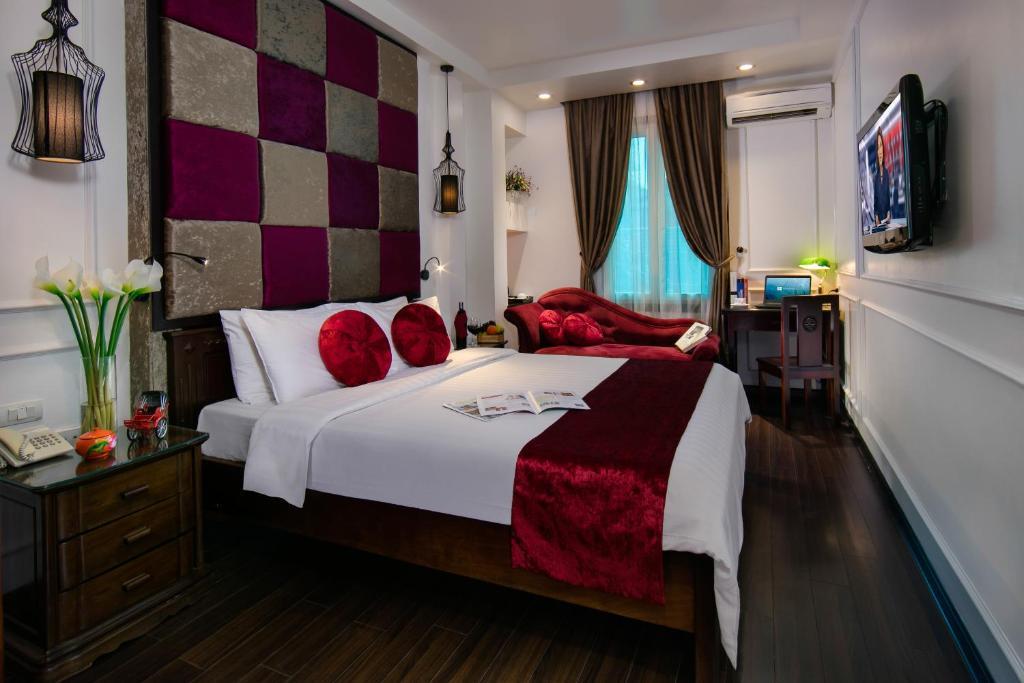 Phòng Suite Premier Nhìn Ra Thành Phố