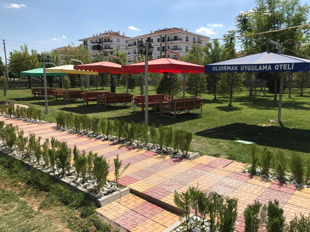Ulu rmak uygulama oteli aksaray informationen und for Aksaray hotels