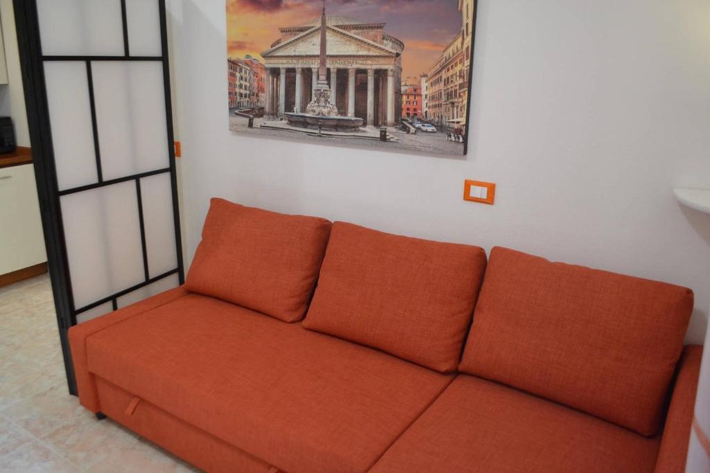 Orange Apartament