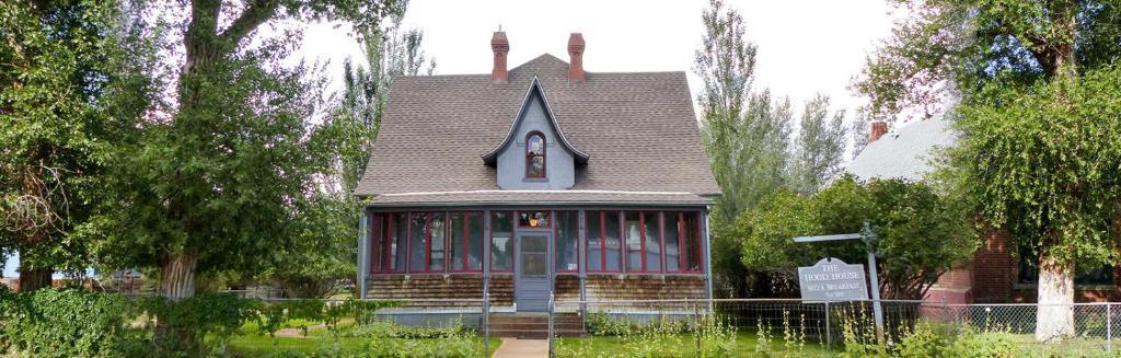 The Hood House Bed & Breakfast Inn