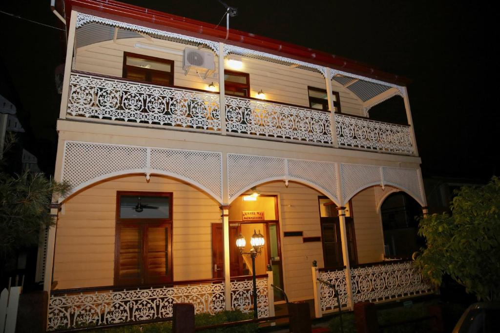 Aussie way hostel r servation gratuite sur viamichelin for 33 caxton street petrie terrace
