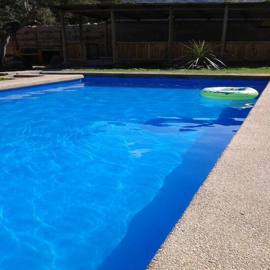 Casa con piscina olmué
