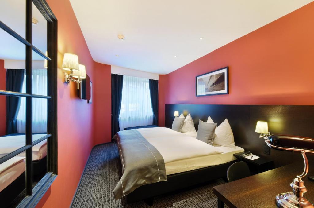 hotel city z rich r servation gratuite sur viamichelin. Black Bedroom Furniture Sets. Home Design Ideas