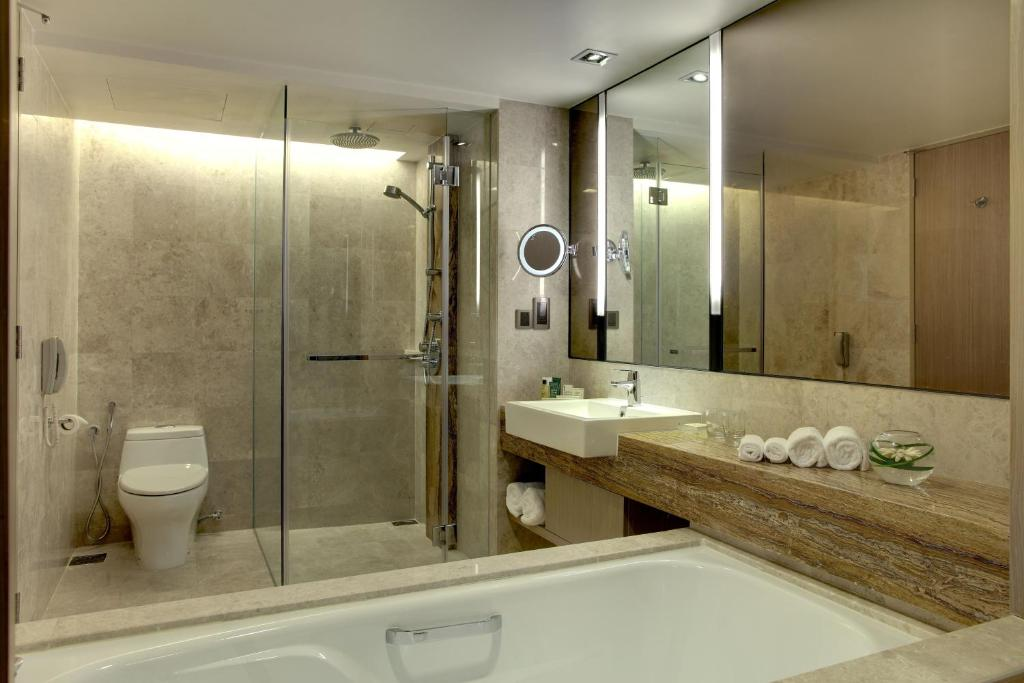 Hilton petaling jaya petaling jaya online booking viamichelin for What do hotels use to clean bathrooms