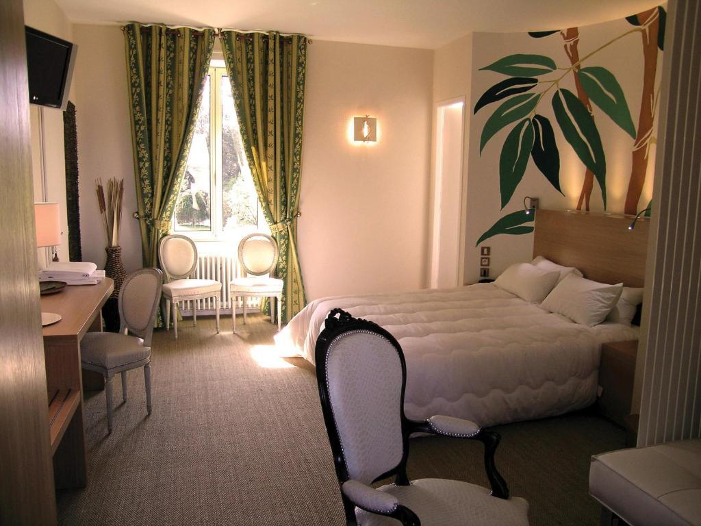 H tel domaine du breuil cognac cognac reserva tu hotel for Cognac hotel