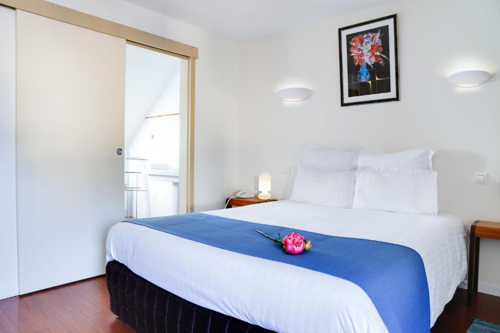 h tel le chevalier gambette sarzeau reserva tu hotel con viamichelin. Black Bedroom Furniture Sets. Home Design Ideas