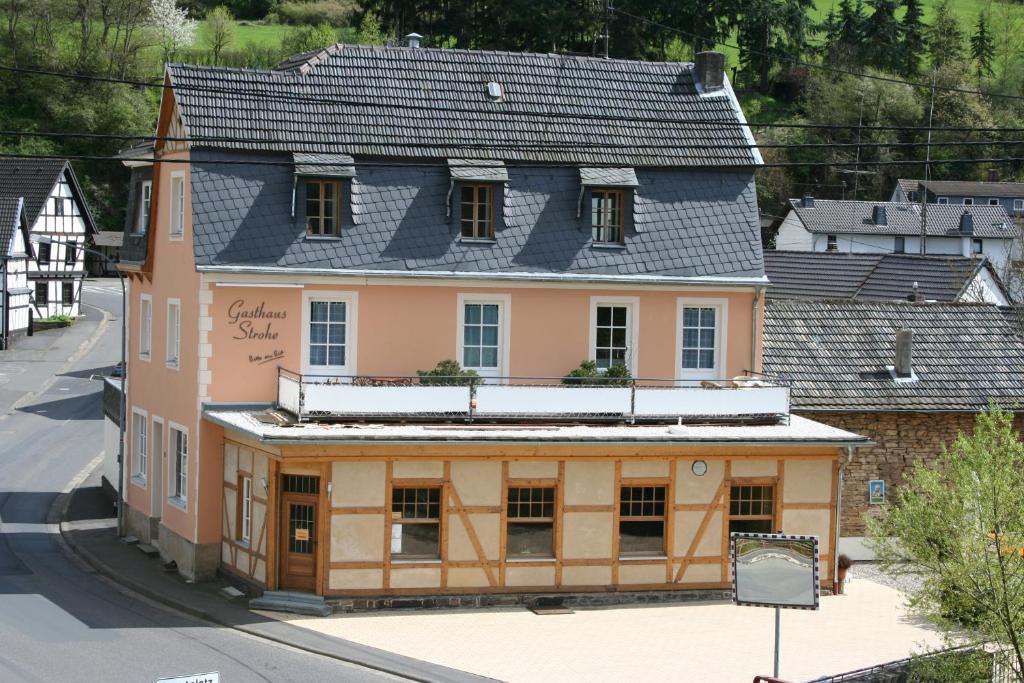 Gasthaus Strohe Bad M 252 Nstereifel Viamichelin