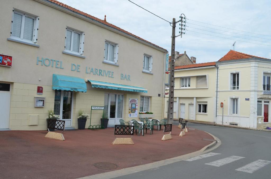 Le Grand Hotel Des Bains Fouras