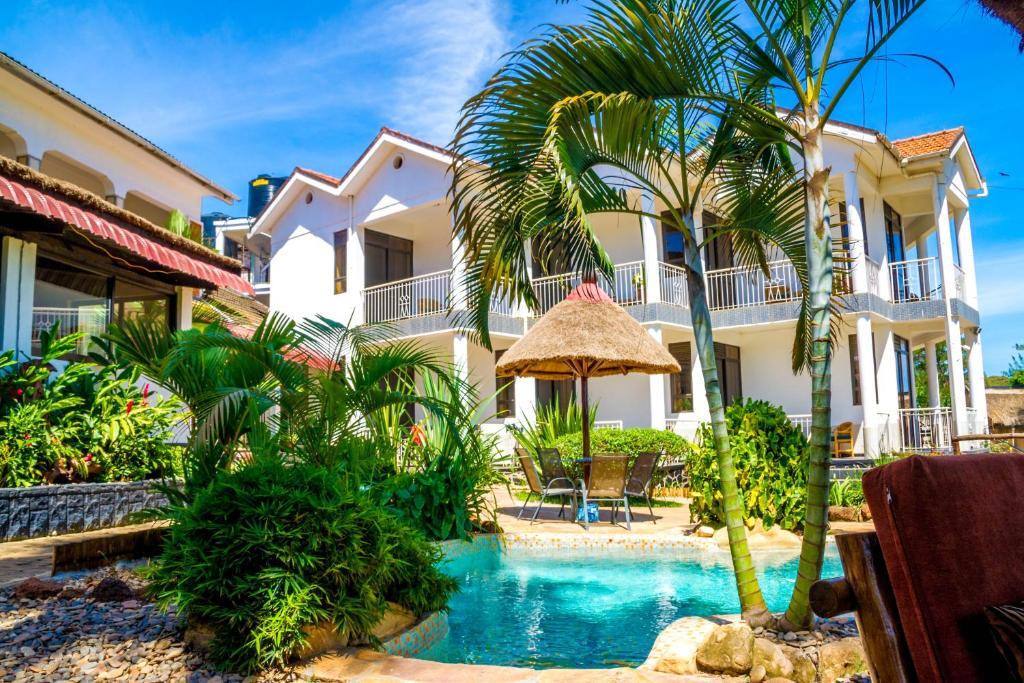 2 friends entebbe beach hotel r servation gratuite sur for Best small beach hotels