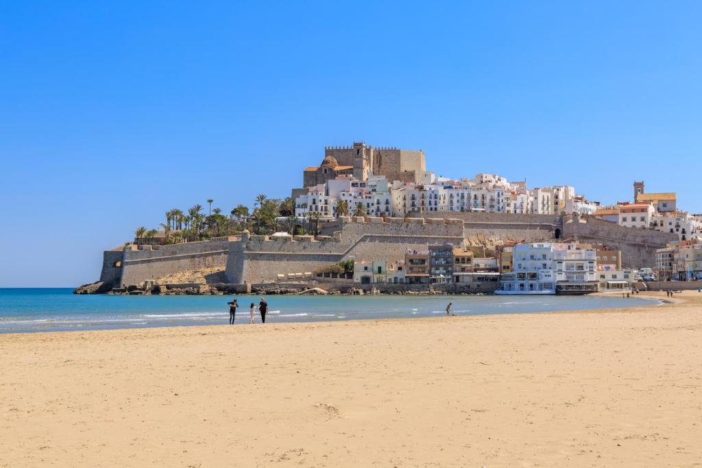 Hotel playa pe scola viamichelin informationen und for Hotel playa peniscola