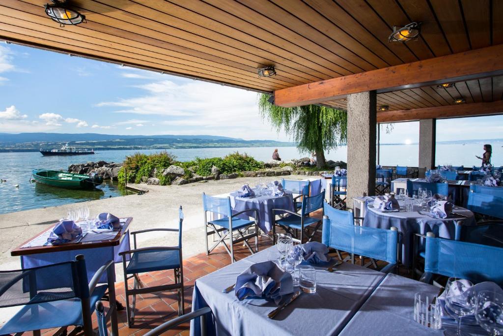 Yvoire Restaurant Du Port