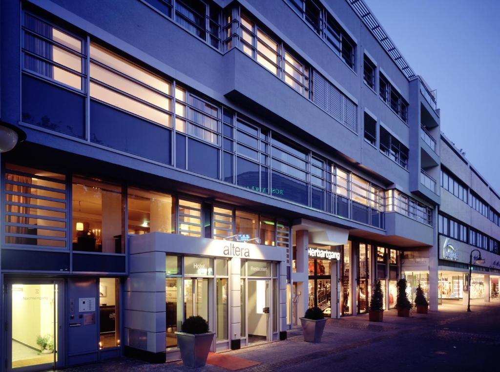 Altera hotel oldenburg book your hotel with viamichelin for Designhotel oldenburg