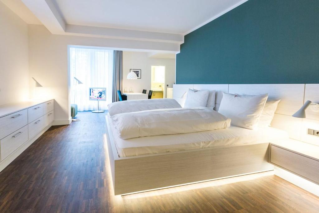 Altera hotel oldenburg book your hotel with viamichelin for Designhotel rosenbohm