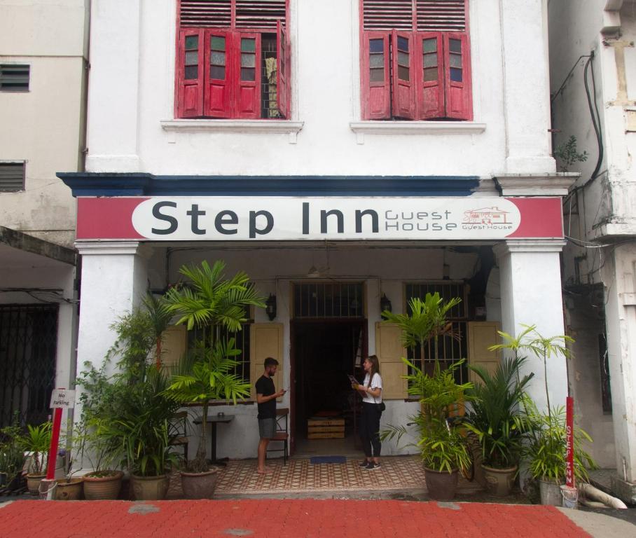 Step Inn Guesthouse