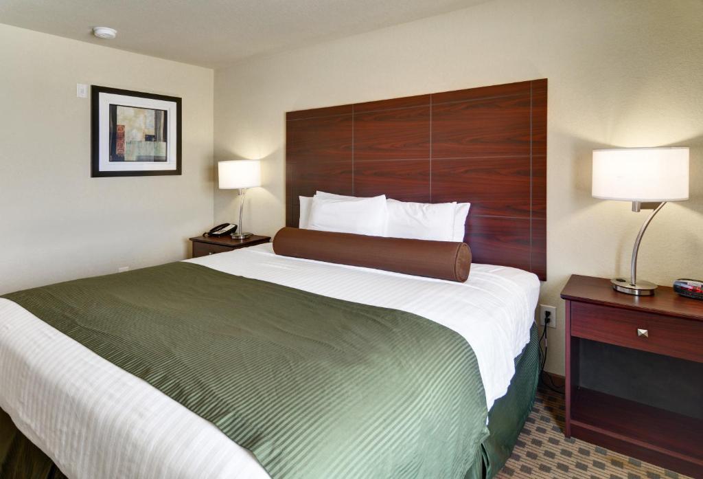 Cobblestone Hotel Big Lake Tx