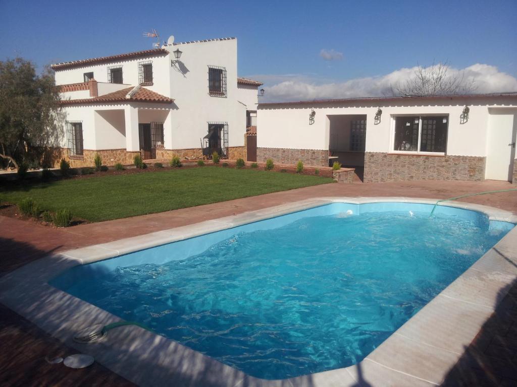 Casa rural Ardila y Alba (España Villanueva del Trabuco ...