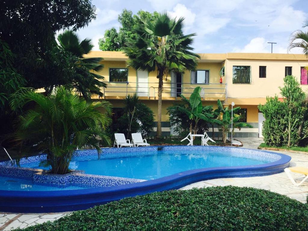 Aparta hotel bruno r servation gratuite sur viamichelin for Reservation gratuite hotel