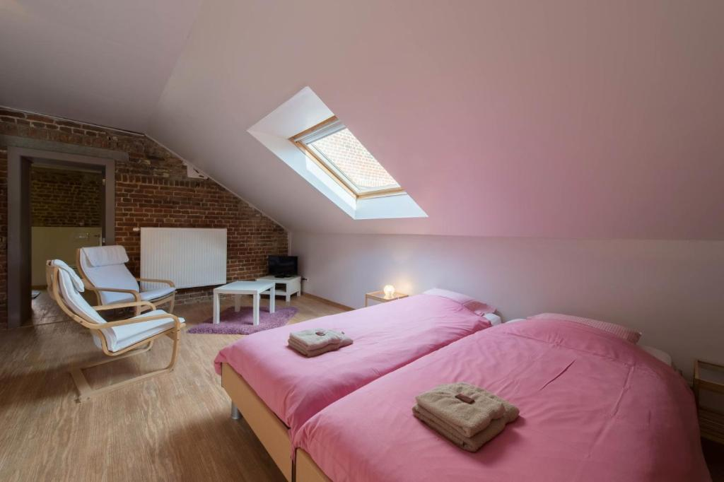 B b 39 t maanhof chambres d 39 h tes gingelom for Chambre d hote b b